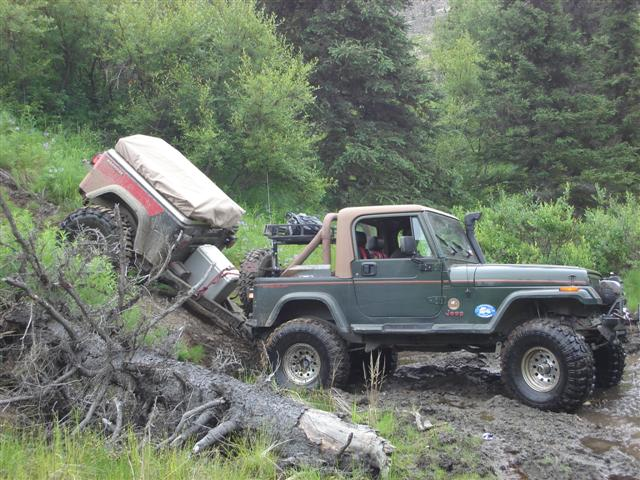 Jeep And Trailer Has Been Stolen Pacific Northwest Four Wheel